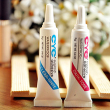 Glue For Eyelashes Extension 1PC White Color Anti-sensitive Hypoallergenic Individual False Eyelashes Glue Random Color