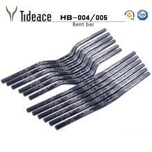 Tideace carbon fiber bicycle handlebar mountain bike carbon handlebar 620-720mm rise or flat bar carbon mtb bicycle parts