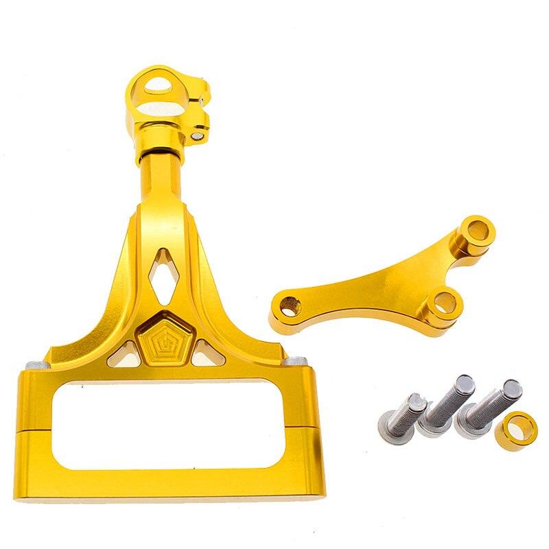 FX Steering Damper Stabilizer Bracket Mounting Support Kits Fit For KAWASAKI Z1000 Z750 Z 750 1000 2003-2006 2007 2008 2009<br>