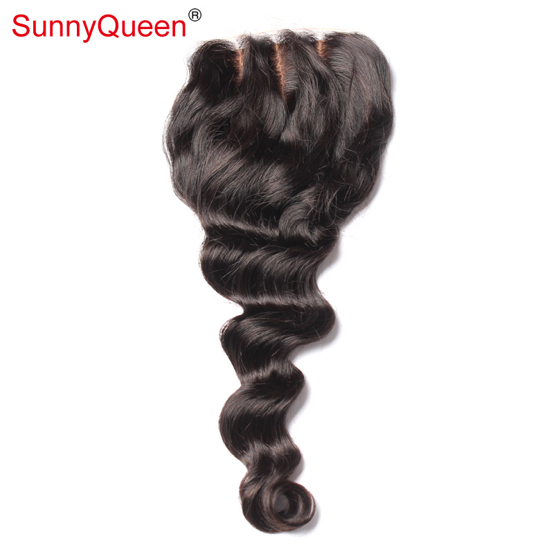 Best Quality 7A Burmese Virgin Hair Loose Wave Silk Base Lace Closure 4x4 Human Hair Top Closure 10-20 inch Stock Free Shipping<br><br>Aliexpress