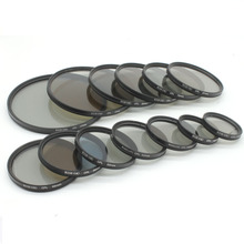 RISE(UK)52mm 55mm 58mm 62mm 67mm 72mm Circular Polarizing CPL C-PL Filter Lens  For Canon NIKON Sony Olympus Camera