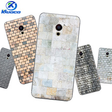 DIY Cases for Meizu Pro 6 / Pro 6 Plus Phone Case for Meizu Pro 5 Fundas for Meizu Metal Soft TPU Bricks Printing Shell