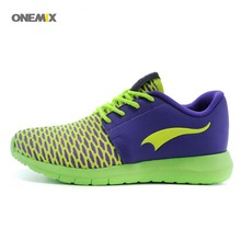 ONEMIX Free 1073 wholesale athletic flywire knit Men's Women's Sneaker Training Sport Running shoes