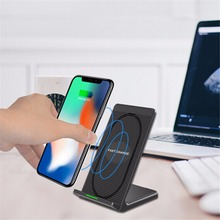 Buy qi mobile phone android wireless charger apple iphone 6 7 8 lg g6 xiaomi mi a1 band 2 charger power bank iphon 6 7 charger for $20.79 in AliExpress store
