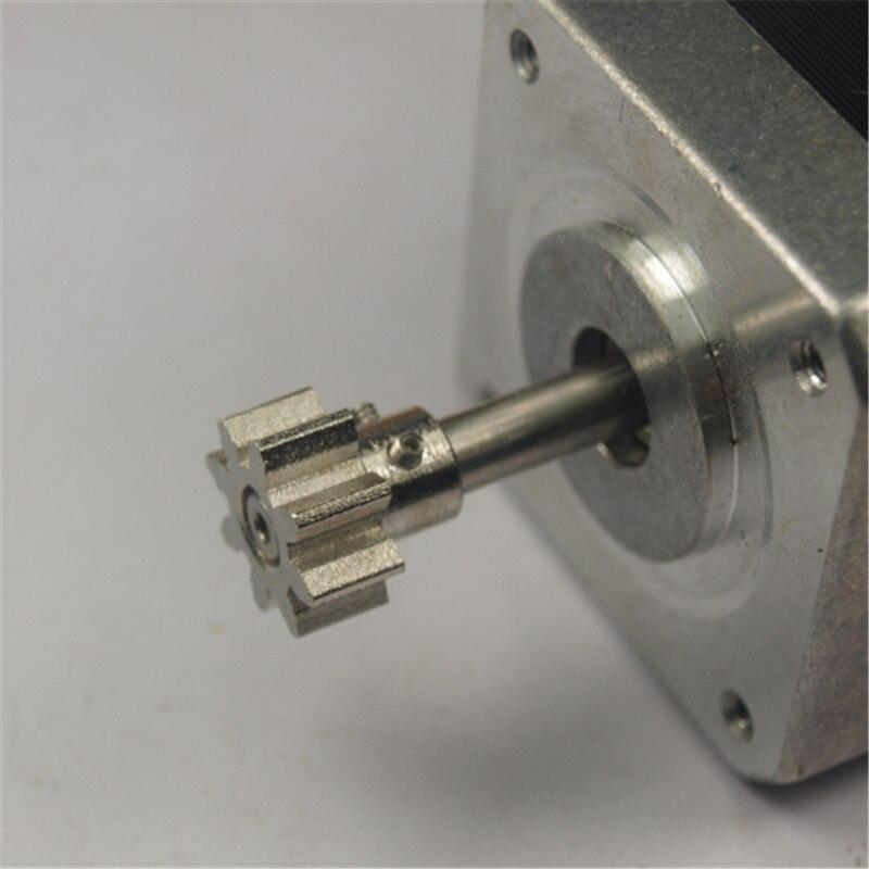 Kyocera Extruder Hotend Ultimaker Original Plus 3 D Printer Parts Metal Steel Feeder Small Gear Wheel For Reprap Bowden Feeding <br><br>Aliexpress