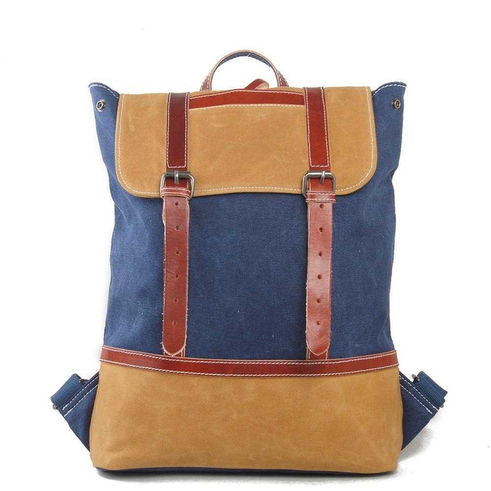 Leisure Men Vintage Canvas Backpack Women Sport Rucksack School Bag Blue Army Grren Travel Backpack Mochila Bag for Teenager<br><br>Aliexpress