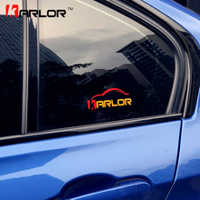 Karlor Car Side Window Stickers Decals Styling BMW Volkswagen Audi Mazda Ford Focus Toyota Alfa Romeo Renault - Speciality Store store