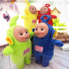 40 cm Teletubbies plush toys and Christmas gifts children gifts free shipping