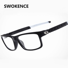 Fashion Designer Open Air Unbreakable no Diopter Plain Glass Spectacles Eyewear Frame Men Women Prescription Glasses Frames G487