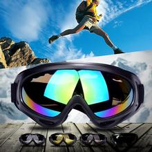 Cool Motorcycle Goggles Glasses Motocross ATV Dirt Bike Off Road Racing Goggles Outdoor Sport Motor Glasses Surfing Glasses