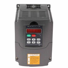 2.2KW VFD VARIABLE FREQUENCY DRIVE INVERTER 10A 220-250V AVR TECHNIQUE PERFECT MOTOR LOAD CAPABILIITY CONTROL SOLUTIONS
