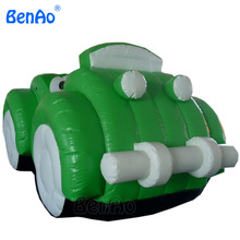 AC037 new product 3m customized inflatable car with air blower,inflatable promotional model, custom inflatable product shape(China)