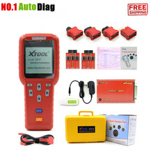Original XTOOL X100 Pro Auto Key Programmer With EEPROM Adapters support Odometer Mileage adjustment Free Update Online Lifetime(China)