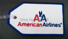 Embroidered American Airlines AA Crew Tag(China)