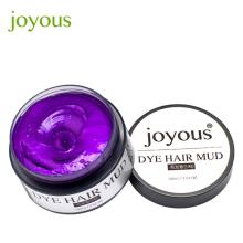 2016 Hot Sale Joyous One-time Dye Hair Dye Hair Spray Mud Cream Men's Hair Dye Anne