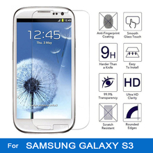 Tempered Glass for samsung galaxy s3 s 3 siii s3 neo i9300 gt-i9300 9300 9300i i9300i i9305 s3 duos Screen Protector film Coque