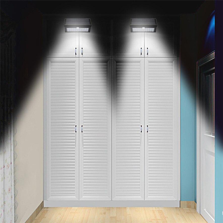 Solar Lamp Motion Sensor Light 38 LED Wireless Solar Energy Home Office Light L7110<br><br>Aliexpress