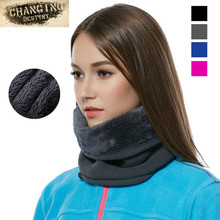 Unisex Women Men Sports Scarves Winter Bandana Face Mask Climb Magic Ski Outdoor Bicycle Snood Scarf Neck Warmer Neckerchief Hat(China)