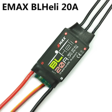 EMAX BLHeli ESC 20A (2~4S) SBEC Brushless Speed Controller(China)