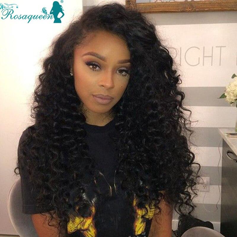 Peruvian Curly Hair 6A Curly Weave 3 Pcs Peruvian Deep Wave Peruvian Weave Bundles Rosa Queen Hair Products Human Hair Weave<br><br>Aliexpress