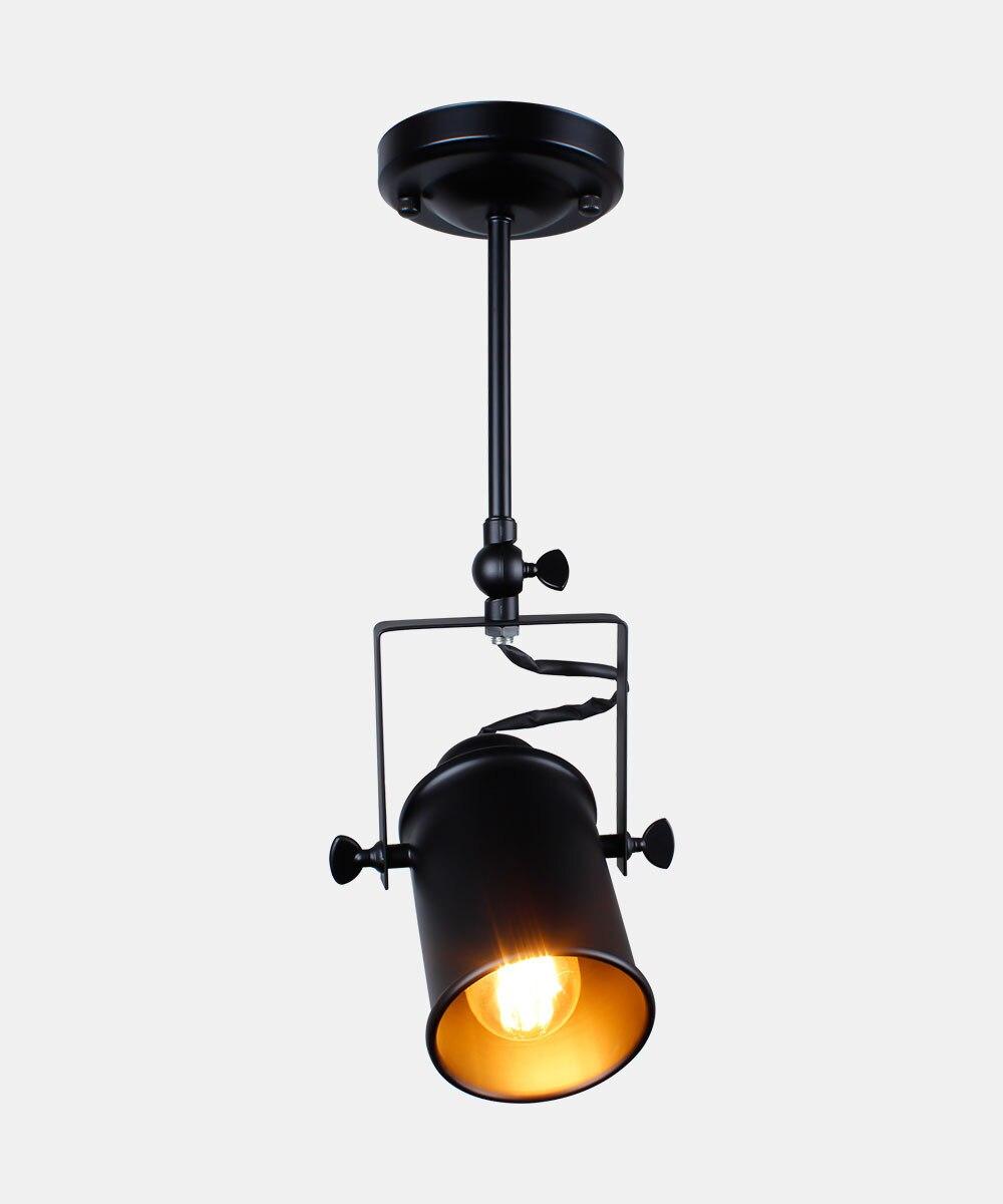 Industrial Pendant Light Vintage Loft pendant light Spotlights American pendant Lamp LED Lamp Restaurant cafe bar decoration 13