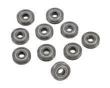 10 Pcs 625ZZ Single Row Deep Groove Radial Ball Bearing 16mm x 5mm x 5mm