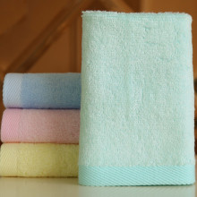 30 X 30cm Square Bamboo Fiber Cotton Towel Face Hand Car Cloth Quick Dry Towel House Cleaning Supplies DF