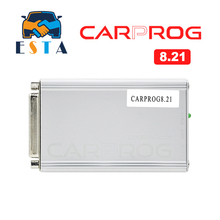 CARPROG FULL 8.21 Online Authorization Version with 21 Adapters Airbag Reset Tool Include Free Carprog 9.31 Software