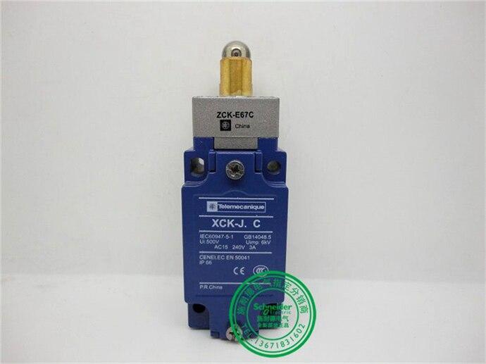 Original Limit Switch XCK-J.C XCKJ167H29C XCK-J167H29C ZCKE67C ZCK-E67C<br>