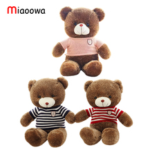 2014 New 100cm teddy bear skin High-quality plush toy classic toys baby toy stuffed doll holiday gift