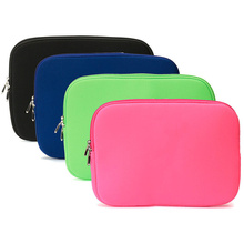 New Arrival Portable Laptop Zipper Soft Case Bag Cover Sleeve Pouch For Apple 11/13 For Macbook Pro/Air Notebook 4Color