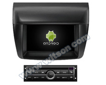 "7"" Quad Core Android 4.4.4 Special Car DVD for Mitsubishi L200 2010-2012 (Low Level Version) with Built-in Analog TV Function(China)"
