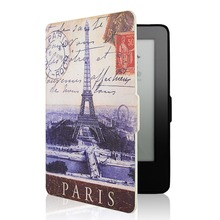 for amazon 2014 new kindle touch screen 7th generation 6''  kindle  protective cover case  leather screen protector+stylus