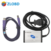 DHL Free DA-VINA 2534 SAE J2534 Pass-Thru Interface CAN/OBD2 Diagnostic tool DA-VINA 2534 for Land Rover for Ford for Jaguar(China)
