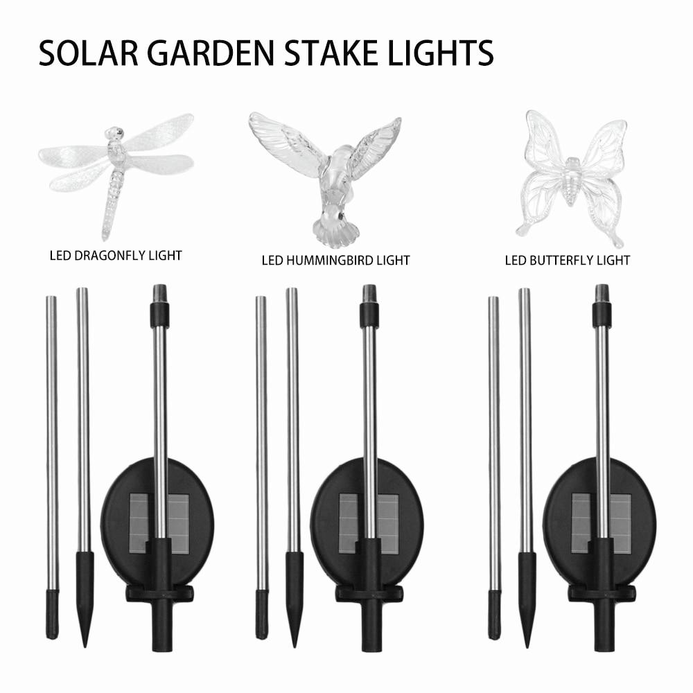 Solar powered led lawn light (7)