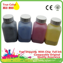 4x 40g Refill Laser Color Toner Powder Kits For DELL Color Smart Multifunction H625cdw S2825cdn H825cdw C2660dn C2665dnf Printer(China)