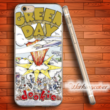 Capa Green Day Dookie Soft Clear TPU Case for iPhone 7 6 6S Plus 5S SE 5 5C 4S 4 Plus Case Ultra Thin Slim Silicone Cover.