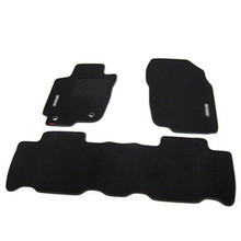 3pcs High Quality Odorless Auto Carpet Mats Perfect Fitted For Toyota RAV4
