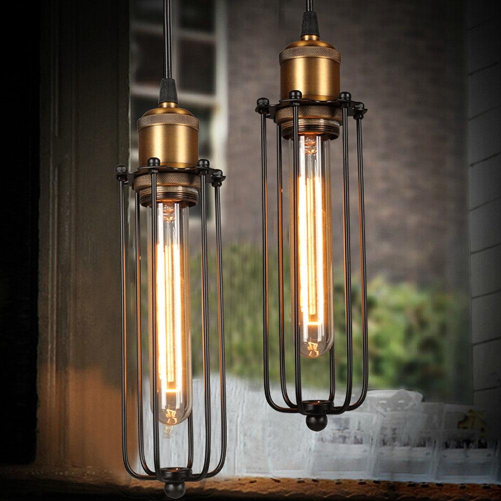 Vintage Retro Restaurant Style Pendant Lights Lustre shade hanging lampe Fixture Industrial lighting lamparas Pedant Lamp<br><br>Aliexpress