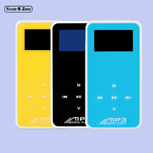ShareE zone H17 MP3 Player Build in Speaker mp3 player mini FM Radio pure audio mp3 sport external memory Players(China)