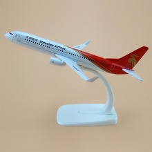 16cm Alloy Metal Aircraft Air China ShenZhen Airlines Boeing 737 B737 800 Airlines Airplane Model Airways Plane Model Gift(China)