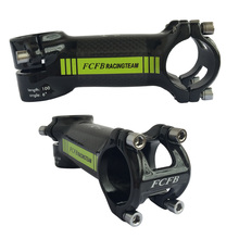 FCFB FW green alloy + 3k carbon fiber road bicycle stem mountain bike parts stem70/ 80 /90/ 100 /110mm patented technology