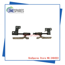 Original Laptop LCD Screen Hinges Bracket For HP For Compaq v3000 v3500 Sets Left & Right