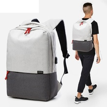 Buy 2018 now Fabric Cloth Men Backpack City Walking Outside Hiking USB Backpack 33*41*13cm Women Anime Luminous Teenagers for $23.10 in AliExpress store