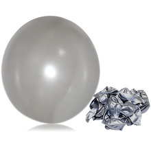 Brand New Sliver Home Decor Balloon 100 Pcs Pearl Latex Wedding Birthday Helium Thickening Pearl balloons Party Balls