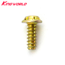 30pcs High Quality 3.8mm Cartridge Case Screw for NGC for Nintendo GameCube Game Accessories(China)