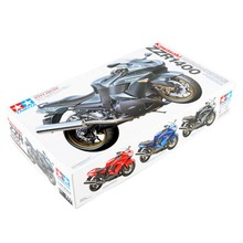 OHS Tamiya 14111 1/12 ZZR1400 Scale Assembly Motorcycle Model Building Kits