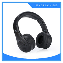 Premium Quality Foldable Strong Bass Wireless Earphone Headphone with Adjustable Headband