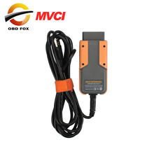 2017 New MVCI 3 IN 1 V10.10.018 High Performance Factory Diagnostics for TOYOTA TIS Super scanner free shipping(China)