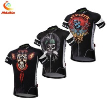 Pirata Avatar Men's Cycling Clothing 2017 Team Summer Short Sleeve Cycling Jerseys Bike Cowboy Tops MTB Ropa Ciclismo